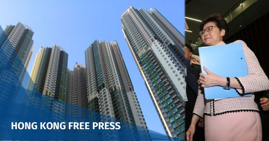 Democrat warns of 'negative equity trap' for first time homebuyers as Hong Kong relaxes mortgage rules | Hong Kong Free Press HKFP