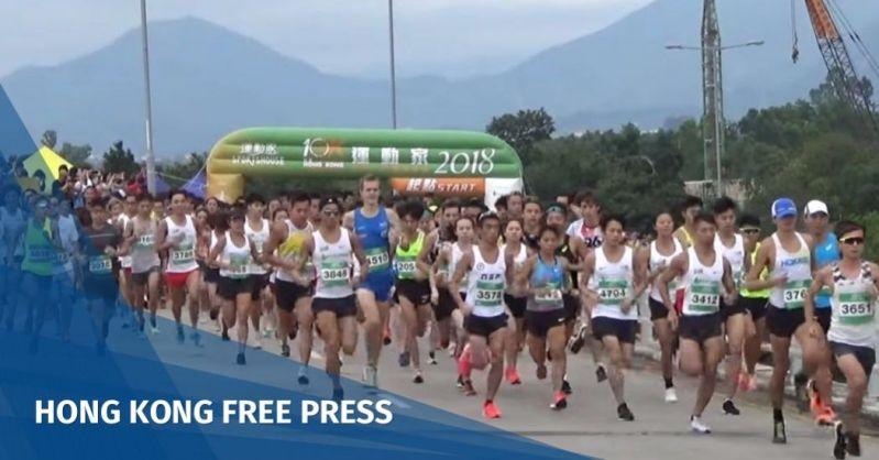 Hong Kong 10K Challenge 2018