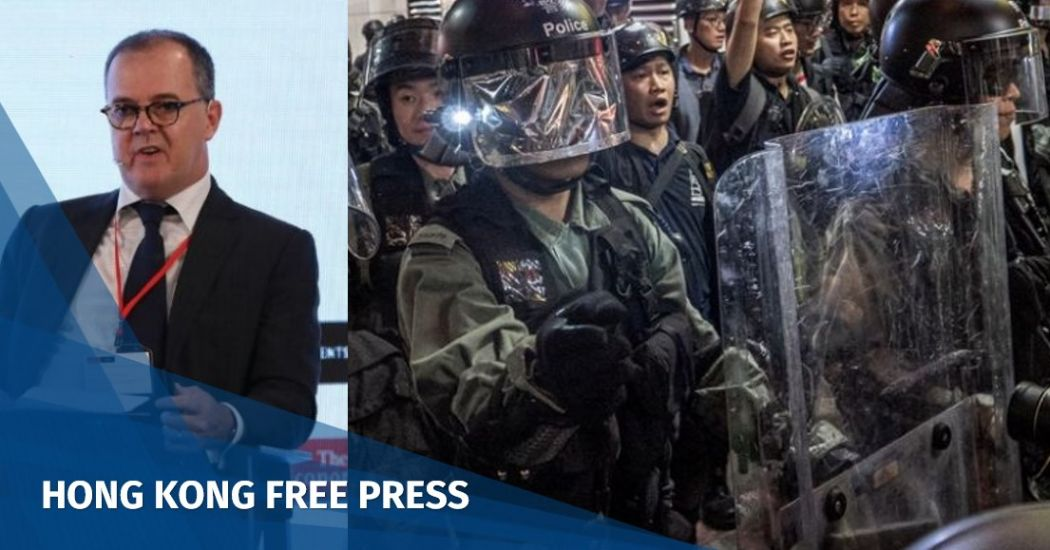 Backlash from lawyers and press as Hong Kong court asked to grant anonymity to police officers   Hong Kong Free Press HKFP