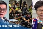 journalist press freedom hong kong