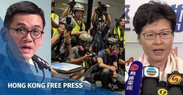 journalist press freedom hong kong