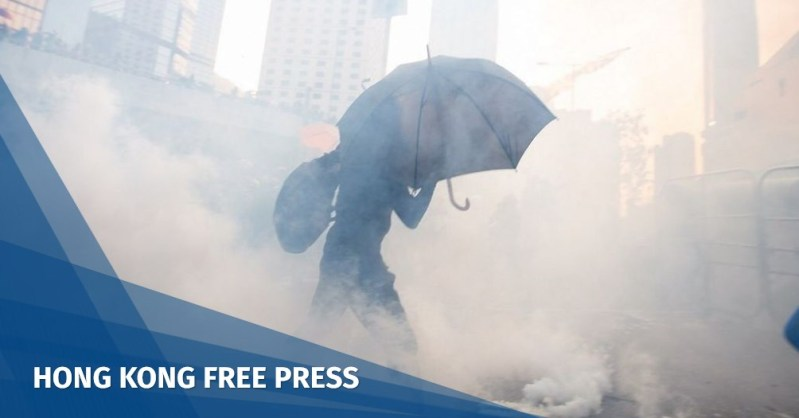 Protests Hong Kong Carrie Lam