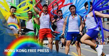 lgbt gay taiwan pride