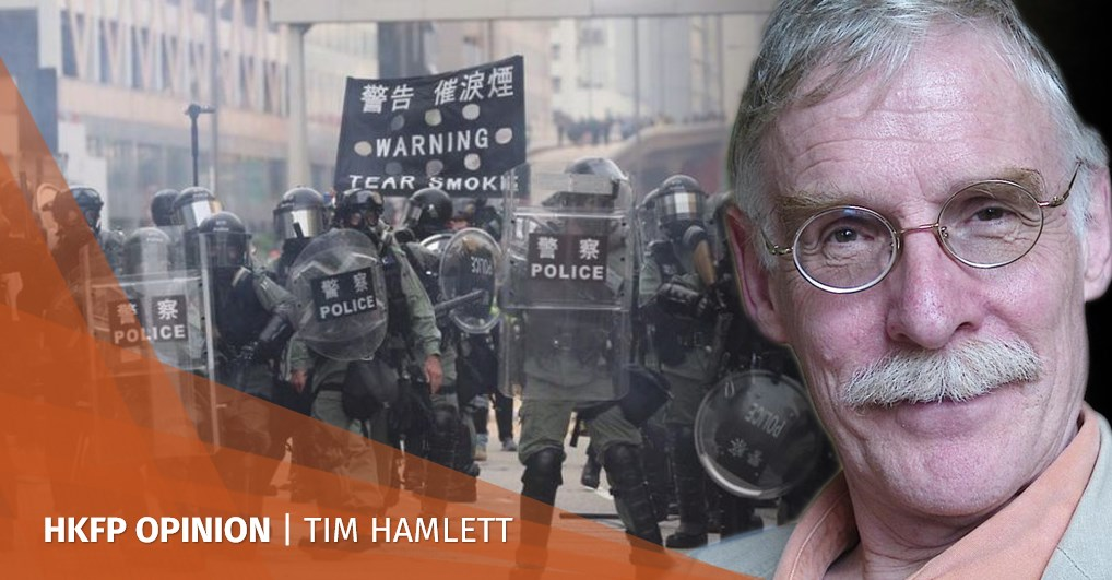 Shouldn't the work of Hong Kong's police force be public? | Hong Kong Free Press HKFP