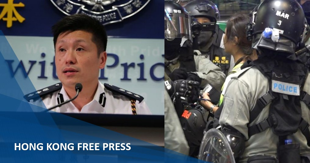 john tse may james police arrest