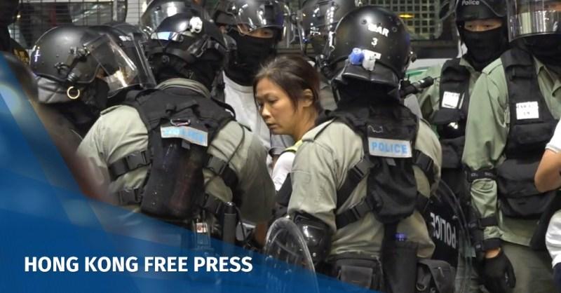 may james arrest