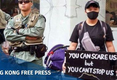 hong kong violence