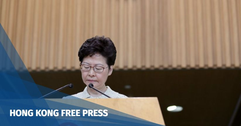 Chief Exec. Carrie Lam urges for peaceful District Council election as US senator labels Hong Kong a 'police state' | Hong Kong Free Press HKFP