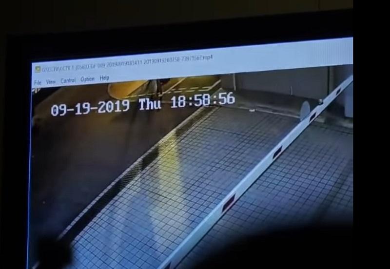 Chan Yin-lam HKDI VTC CCTV footage