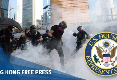 Hong Kong human rights democracy act US united states house of representatives