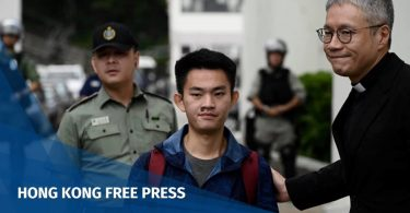 "Chan Tong-kai Taiwan murder suspect released prison ""October 23"""