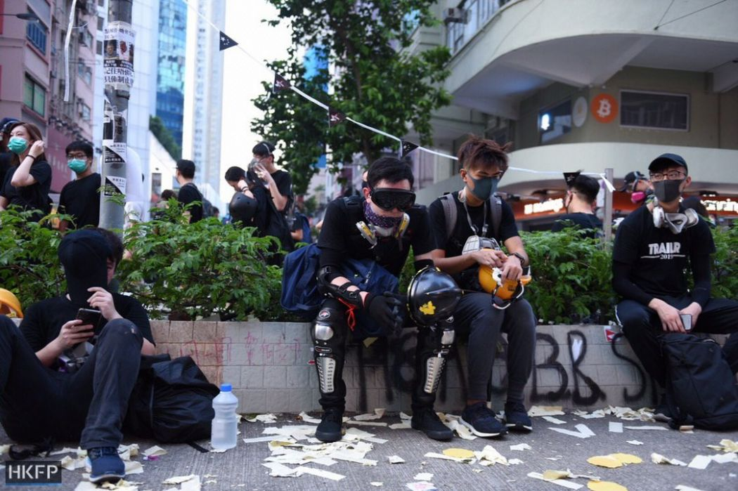 october 1 protest national day