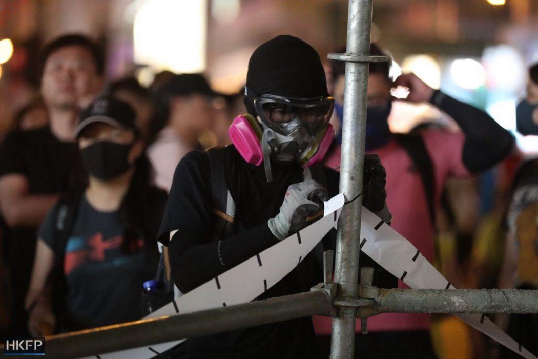 mask october 20 kowloon