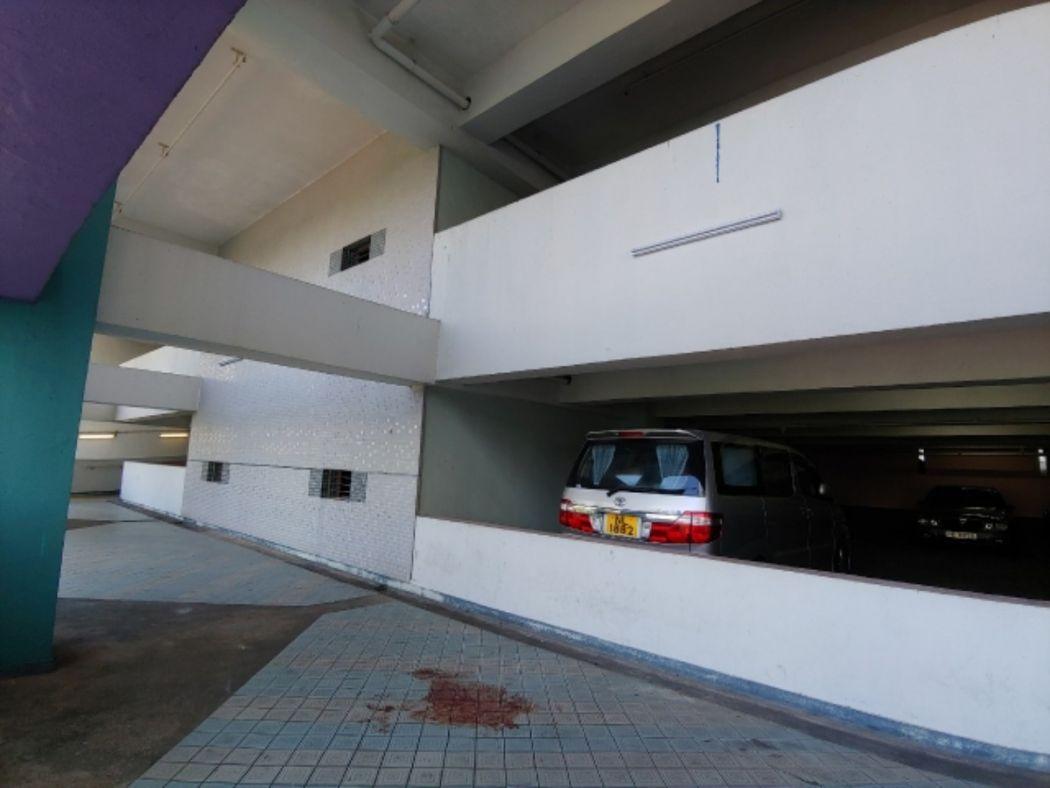 Sheung Tak car park
