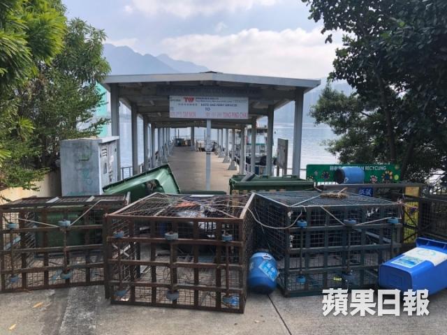 Ma Liu Shui Ferry Pier