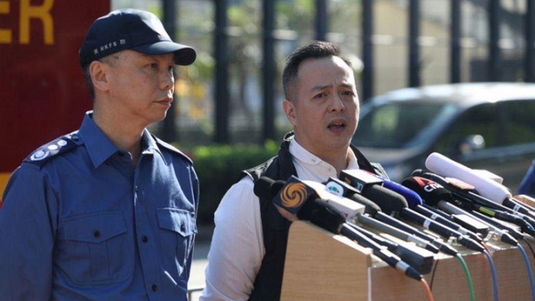 november 29 polyu siege police search clear