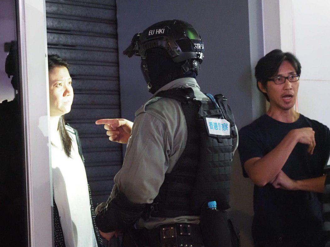 causeway bay arrest november 11