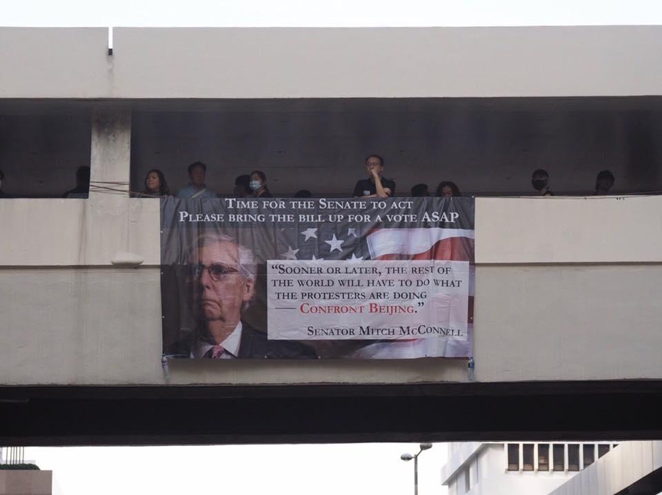 usa us policy democracy act human rights banner november 11