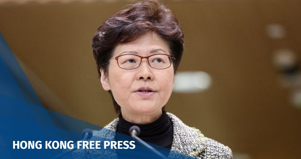 Chief Exec. Carrie Lam blasts protesters as 'extremely selfish' for paralysing city | Hong Kong Free Press HKFP