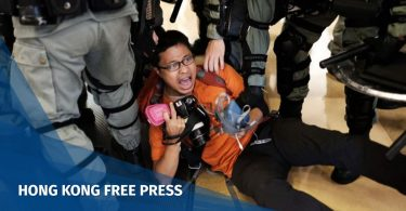 photojournalist Joey Kwok Stand News arrested