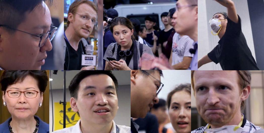 hong kong free press documentary