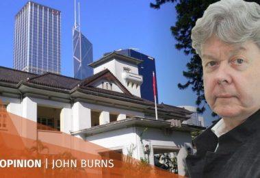 John Burns government house