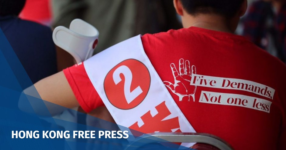 Hong Kong District Council election: Citizens abroad fly