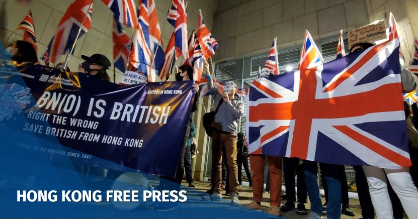 november 29 uk consulate simon cheng britain (1)