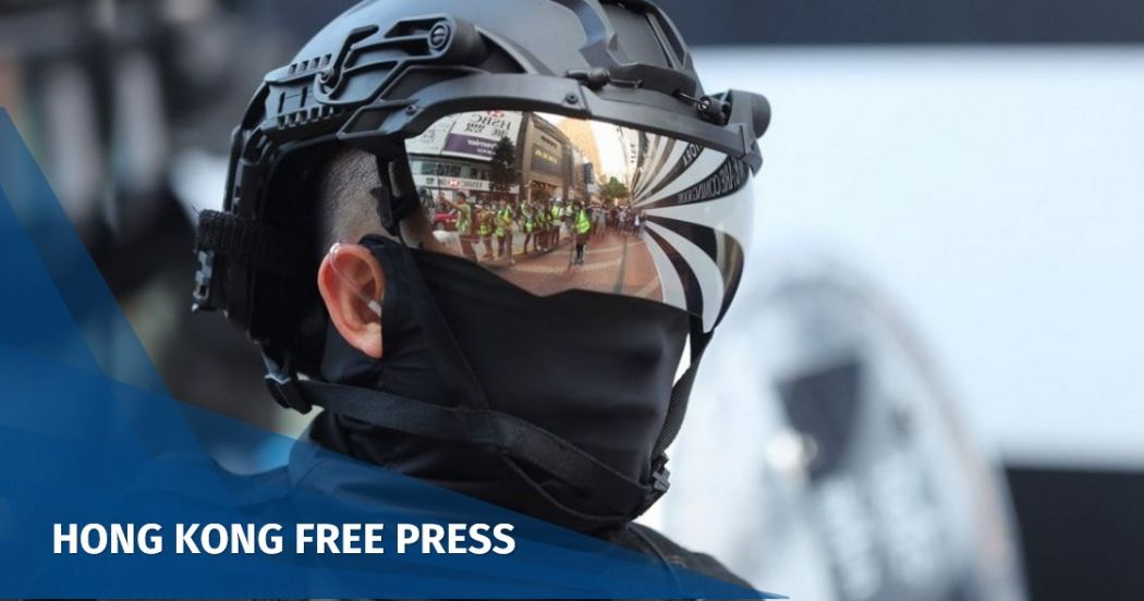 Hong Kong media exempted from injunction against disclosing personal data of police officers | Hong Kong Free Press HKFP