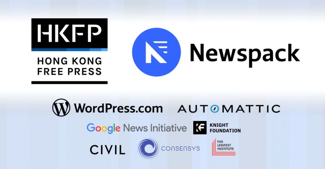 newspack hong kong free press