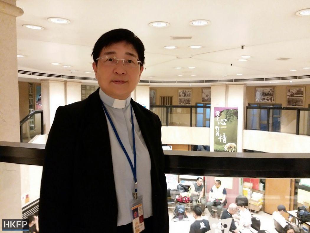 Pastor Poon Yuk Kuen