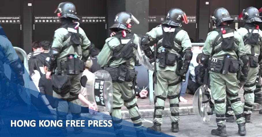 """November 18"" PolyU Hong Kong polytechnic university arrests made"