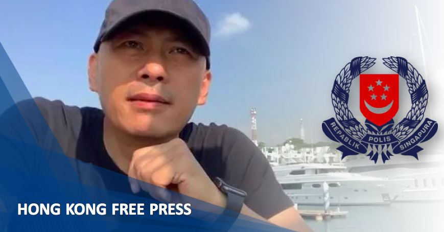 Singapore deports Hongkonger over unauthorised protest talk | Hong Kong Free Press HKFP