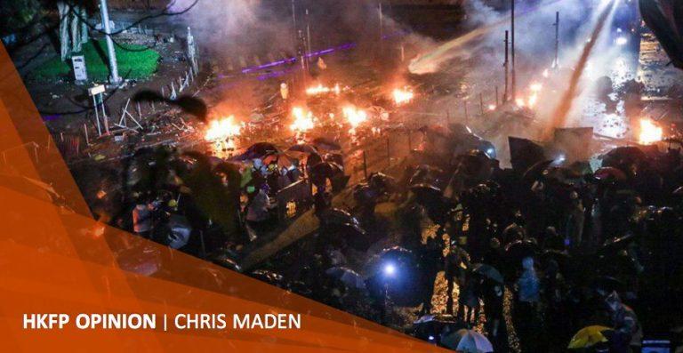 Chris Maden PolyU