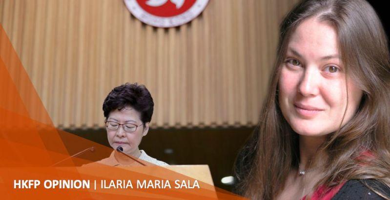 Ilaria Maria Sala Carrie Lam