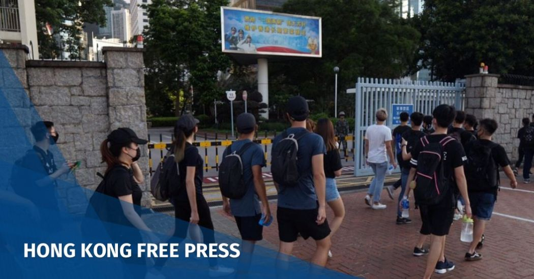 US Congress urged to suspend Hong Kong's special trade status if Chinese troops used in city | Hong Kong Free Press HKFP