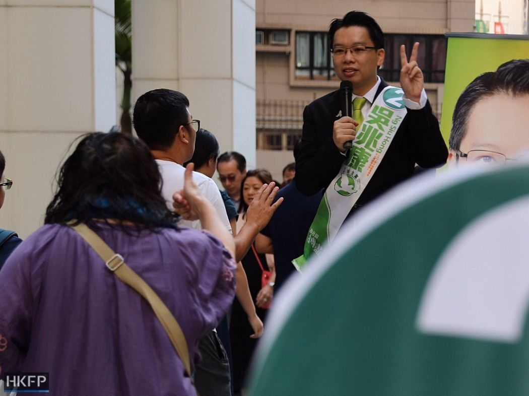 What people in Hong Kong are saying about district council elections