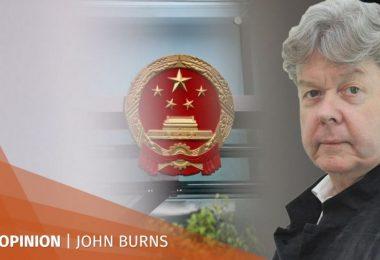 John Burns One Country Two Systems Hong Kong China