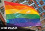 LGBTQ rainbow