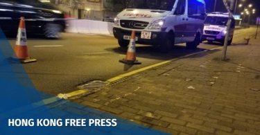 Kwai Fong man death fall height Hong Kong