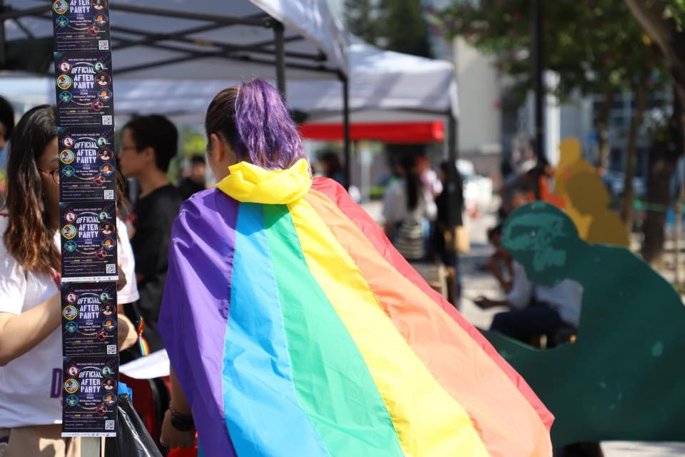 lgbt gay Pride Parade 2019.