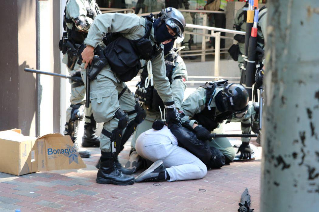 police november 11
