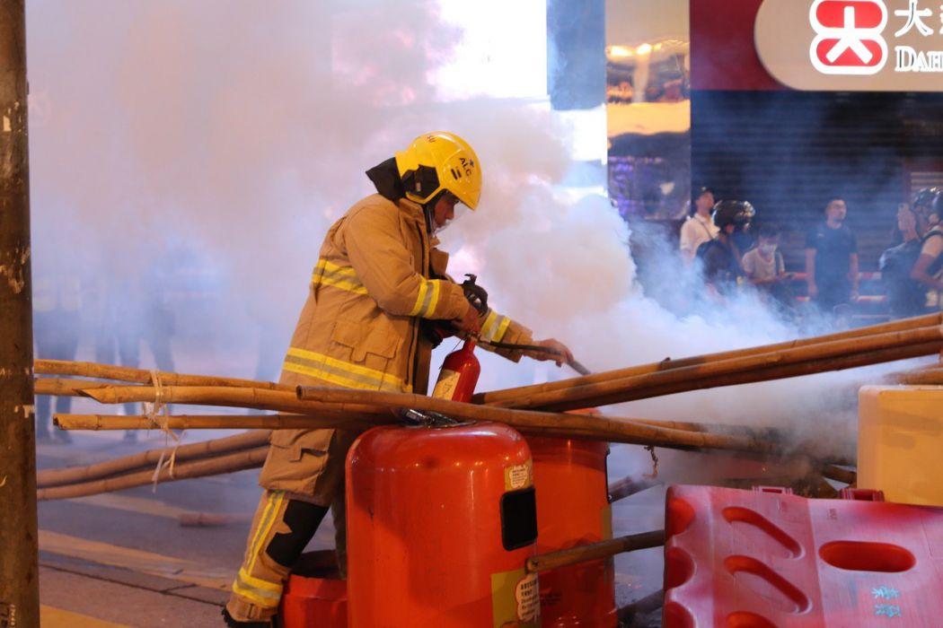 firefighter november 2 island