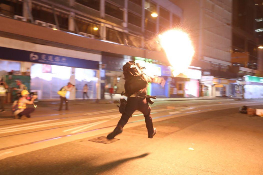 fire bomb molotov cocktail november 2 island