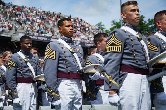 West Point graduates