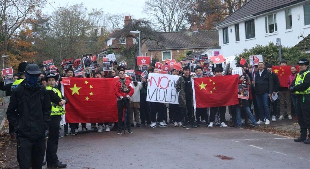 uk university protest lam (5)
