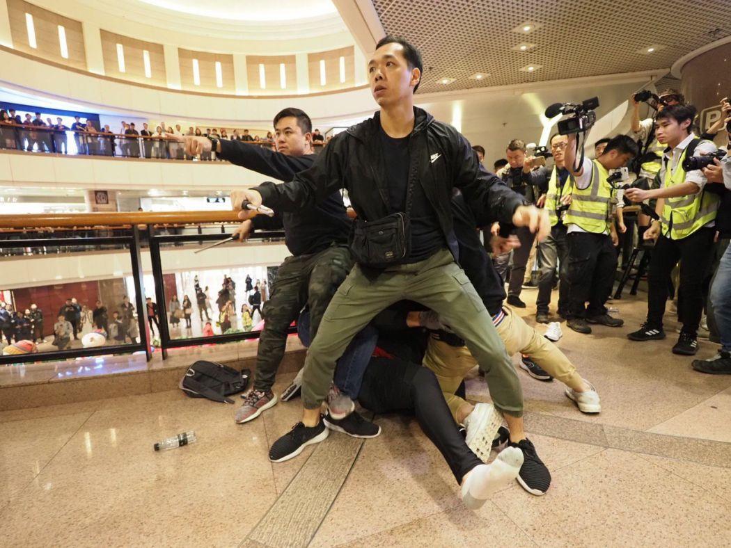 December 24 mall police