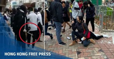 To Kwa Wan police arrest student