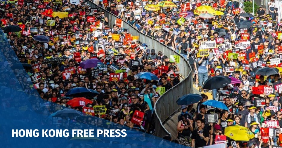 'Last chance for Carrie Lam': Hongkongers aim for massive turnout at rare sanctioned march | Hong Kong Free Press HKFP