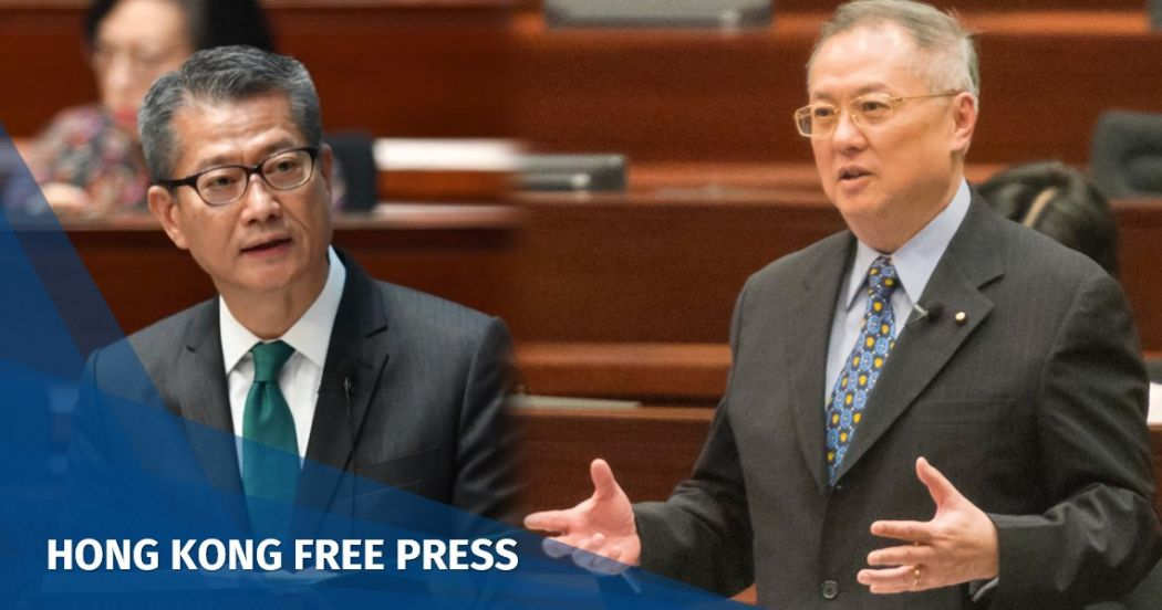 Give Hong Kong residents HK$10,000 in cash or vouchers, says pro-business Liberal Party as budget deficit looms | Hong Kong Free Press HKFP